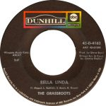 1968 – Bella/Hot bright lights – The Grassroots (Stati Uniti)
