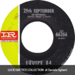 1967 – 29th september/Auschwitz – Equipe 84 (Stati Uniti)