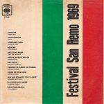 1969 – Fesival San Remo 1969 – Interpreti Vari (Uruguay)