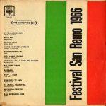 1966 – Fesival San Remo 1966 – Interpreti Vari (Uruguay)