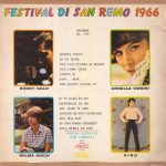 1966 – Festival di San Remo 1966 – Interpreti Vari (Venezuela)