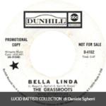 1969 – Bella Linda/Hot bright lights – The Grass Roots (Stati Uniti promo)