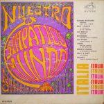 1968 – Nuestro simpático mundo: Italia – Interpreti vari (Venezuela)