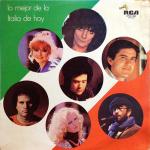 1980 – Lo mejor de la Italia de hoy – Interpreti vari (Venezuela)