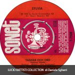 1973 – Tankar och ord/Eviva Espana – Sylvia (Svezia)