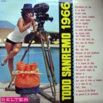 1966 – Todo Sanremo 1966 – Interpreti Vari (Spagna)