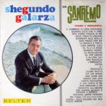 1967 – Shegundo Galarza en Sanremo – Shegundo Galarza (Spagna)