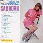 1967 - Todas las canciones de Sanremo en espanol - Interpreti Vari (Spagna)
