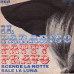 1969 - Il paradiso/Scende la notte sale la luna - Patty Pravo (Spagna)