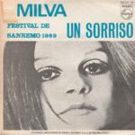 1969 – Un sorriso/Amore tenero – Milva (Spagna)