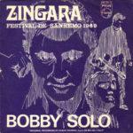 1969 – Zingara/Piccola ragazza triste – Bobby Solo (Spagna)