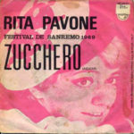 1969 - Zucchero/Nostalgia - Rita Pavone (Spagna)
