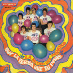 1969 - Con la mitad del paraiso/Soy la yerba que tu pisas - Los Sirex (Spagna)