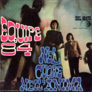 1967 – Nel cuore, nell'anima / Ladro – Equipe 84 – Ricordi SRL 10-475 – Italia (nome del gruppo di colore rosa)