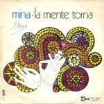1971 – La mente torna/Uomo – Mina (Italia)