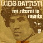 1969 – Mi ritorni in mente/7 e 40 – Lucio Battisti (Spagna)