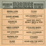 1984 - Marquee - The Collection 1958-1983, Volume 4 - Interpreti Vari (Spagna)
