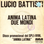 1974 - Anima latina/Due mondi - Lucio Battisti (Spagna)