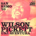1969 - Un'avventura/Barefootin' - Wilson Pickett (Spagna)