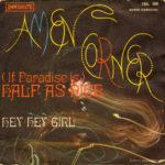 1969 - (If paradise is) half as nice/Hey hey girl - Amen Corner (Spagna)