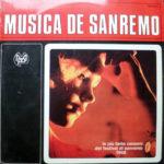 1968 - Musica de Sanremo. Le più belle canzoni del Festival di Sanremo 1968 - Interpreti Vari (Spagna)