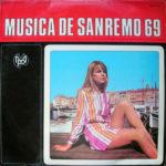 1969 - Musica de Sanremo 69 - Interpreti vari (Spagna)