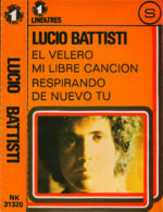 1978 – Lucio Battisti en espanol – Lucio Battisti (Spagna)