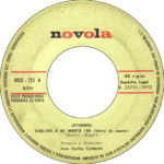 1970 – Vuelves a mi mente/Mi barco – Dyango (Spagna)