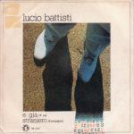 1982 – E già/Straniero – Lucio Battisti (Spagna promozionale)