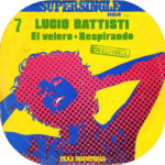 1976 - El velero/Respirando - Lucio Battisti (Spagna)