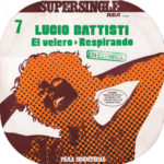 1976 - El velero/Respirando - Lucio Battisti (Spagna alternativa 2)