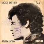 1974 – Anima latina/Due mondi – Lucio Battisti (Spagna)