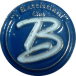 """Spilla da giacca """"Club I Battistiani"""""""