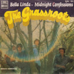 1968 - Bella Linda/Midnight confessions - The Grassroots (Spagna)