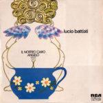 1974 – Il nostro caro angelo – Lucio Battisti (Spagna promozionale)