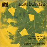 1971 – Pensieri e parole/Insieme a te sto bene – Lucio Battisti (Portogallo)