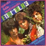 1970 – Questo folle sentimento/Avevo una bambola – Formula 3 (Spagna)