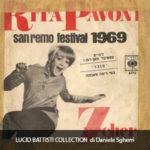 1969 – Zucchero/Nostalgia – Rita Pavone (Israele)