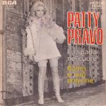 1970 – La spada nel cuore/Roma è una prigione – Patty Pravo (Francia)