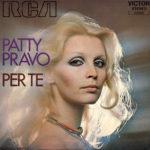 1970 – Per te/Una conchiglia – Patty Pravo (Francia)