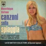 1966 – Dicothéque italiano. Canzoni sulla spiaggia – Interpreti Vari (Israele)