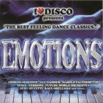 2005 – I love disco emotions Vol. 1 – Interpreti vari (Spagna)