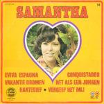1969 – Veel liefs van… Samantha – Samantha (Olanda)