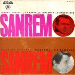 1968 – Canzone/Da bambino/La farfalla impazzita/L'orgoglioso – Massimo Ranieri/Johnny Dorelli (Portogallo)