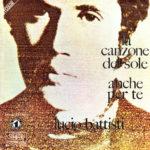 1972 – La canzone del sole/Anche per te – Lucio Battisti (Francia)
