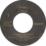 1978 – (If paradise is) half as nice/Bend me, shape me – Amen Corner Featuring Andy Fairweather-Low (Olanda)