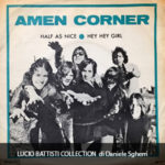 1969 – (If paradise is) half as nice/Hey hey girl – Amen Corner (Norvegia)