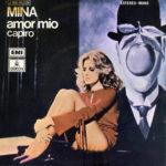 1971 - Amor mio/Capirò - Mina (Spagna label blu promozionale)