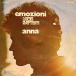 1970 – Emozioni/Anna – Lucio Battisti (Spagna)