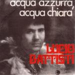 1969 – Acqua azzurra, acqua chiara/Dieci ragazze – Lucio Battisti (Jugoslavia)